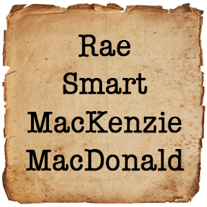 The Rae/Smart/MacKenzie/MacDonald Page