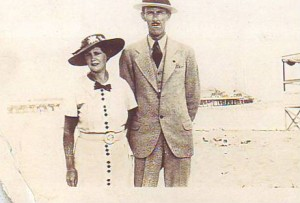 Margaret and Harry Circa 1935